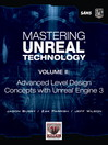 Mastering Unreal Technology, Volume II (eBook): Advanced Level Design Concepts with Unreal Engine 3